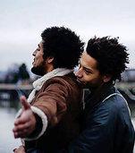 Das Mainzer Rap-Duo Luk & Fil tritt im Spiegelzelt auf