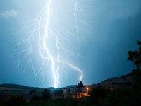 Gewitterforscher: Darum hat es so selten über Südbaden geblitzt