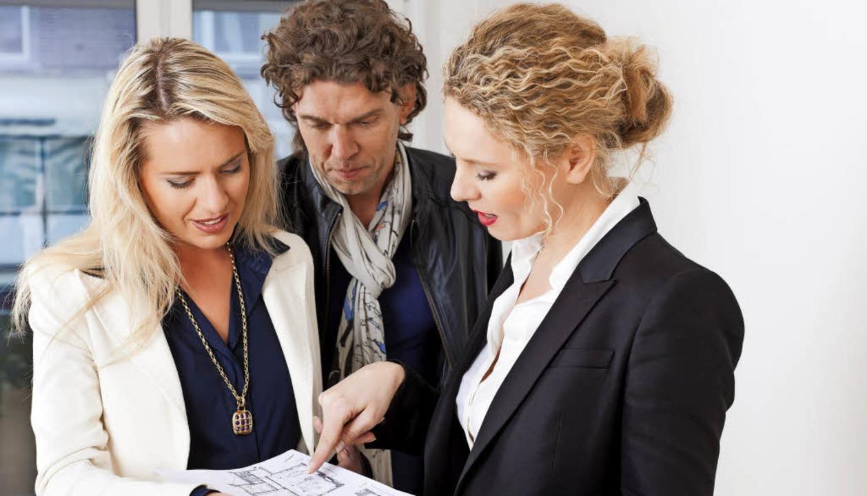 Mieter interessieren sich für den Grun...as Einkommen des potenziellen Mieters.  | Foto: Kzenon (stock.adobe.com)
