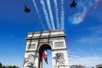 Fotos: Paris feiert den französischen Nationalfeiertag