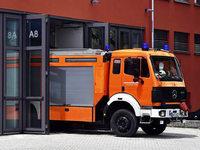 Freiburger Feuerwehr eilt von einem Einsatz zum anderen
