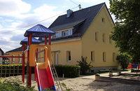 Kindergarten zieht teils in Container