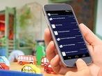 Handy-App  für Kitas