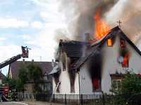 So geht es der Familie aus Kappel-Grafenhausen nach dem Hausbrand