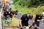 Fotos: 1250 Sportler laufen auf die Hochfirstschanze