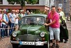 Fotos: Internationales Oldtimertreffen in Gundelfingen