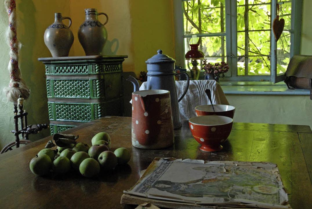 Das Bauernmuseum in Oltingue    Foto: zVg