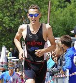 Schluchsee feiert ein Fest mit 550 Triathleten