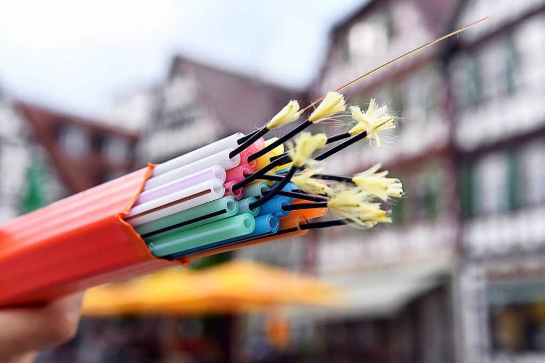 Wie ist der aktuelle Stand beim Ausbau des Internets?  | Foto: dpa