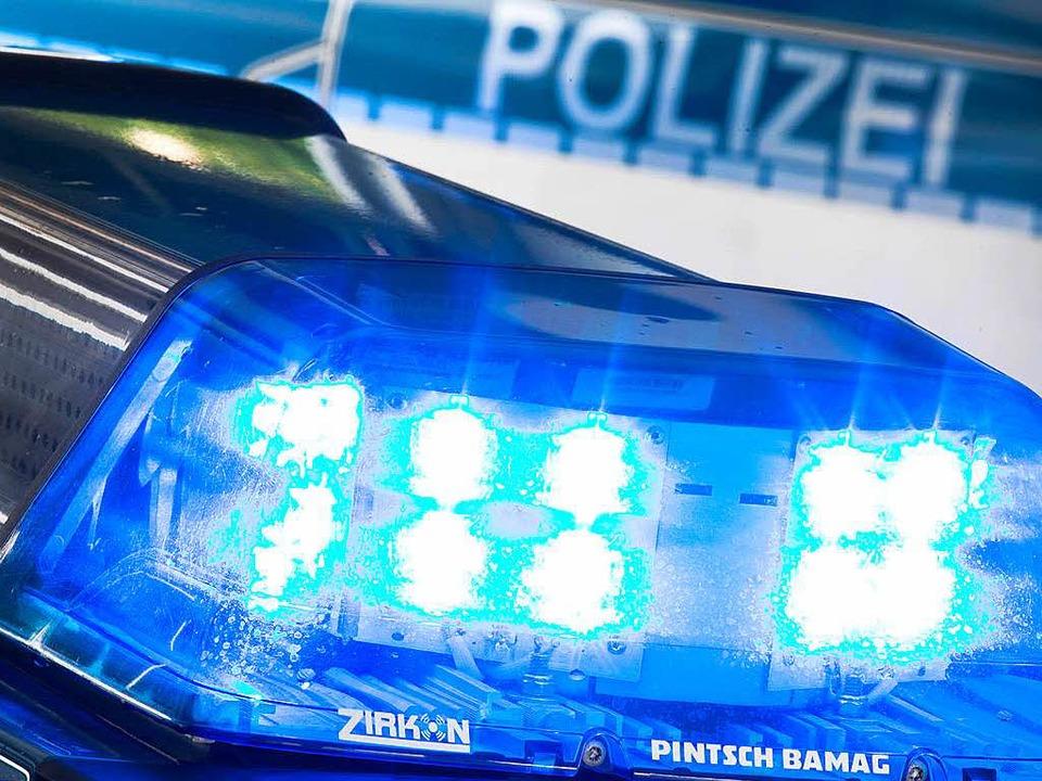 Nach einem Unfall am Emmendinger  Bahnhof sucht die Polizei Zeugen.  | Foto: dpa