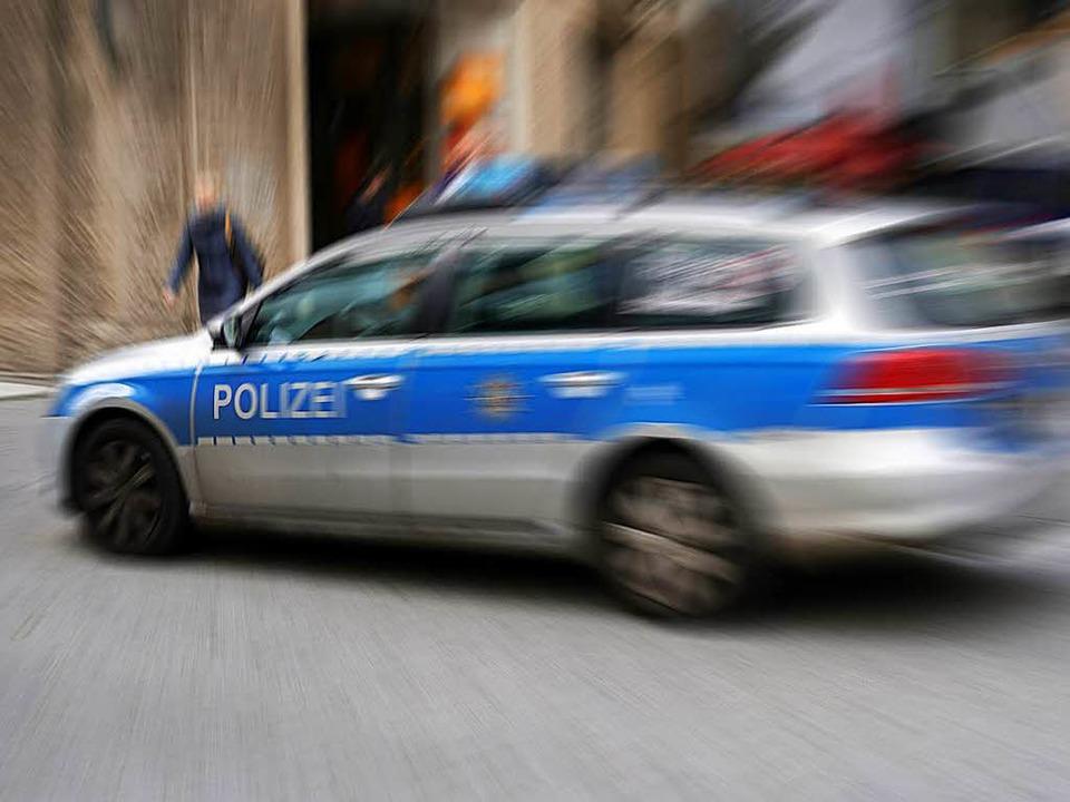 Die Polizei nahm die Täter auf der Flucht fest (Symbolbild).  | Foto: Heiko Küverling (Fotolia)
