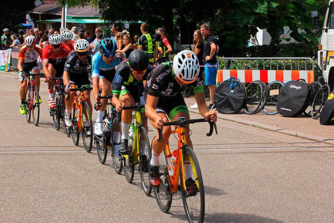 Impressionen vom Radrennen