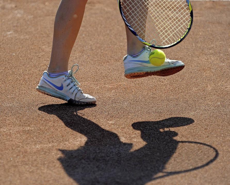 <BZ-FotoAnlauf>Tennis:</BZ-FotoAnlauf>...egion sind die Punktespiele beendet.    | Foto:  Pressebüro Schaller