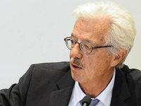 Freiburgs Erster Bürgermeister Otto Neideck hört auf