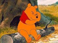 Pu, der einfältige Bär, ist in China in Ungnade gefallen