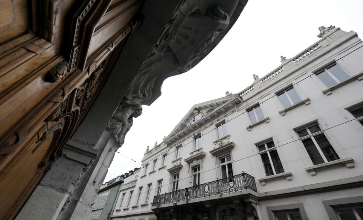 Die Verhandlung wird vor der Jugendkammer am Landgericht Freiburg gehalten.  | Foto: Ingo Schneider