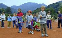 Die Tennisfreunde feiern 40. Geburtstag