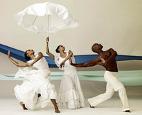 "Tanzcompany ""Alvin Ailey"" im Musical Theater Basel"