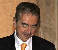 Mario Duella an der Domorgel