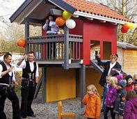Seit 20 Jahren ein Kindergarten auch für Hochsal