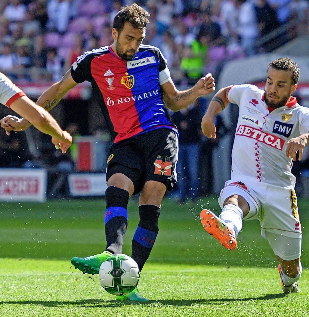 Dimitri Oberlin wechselt nach Basel