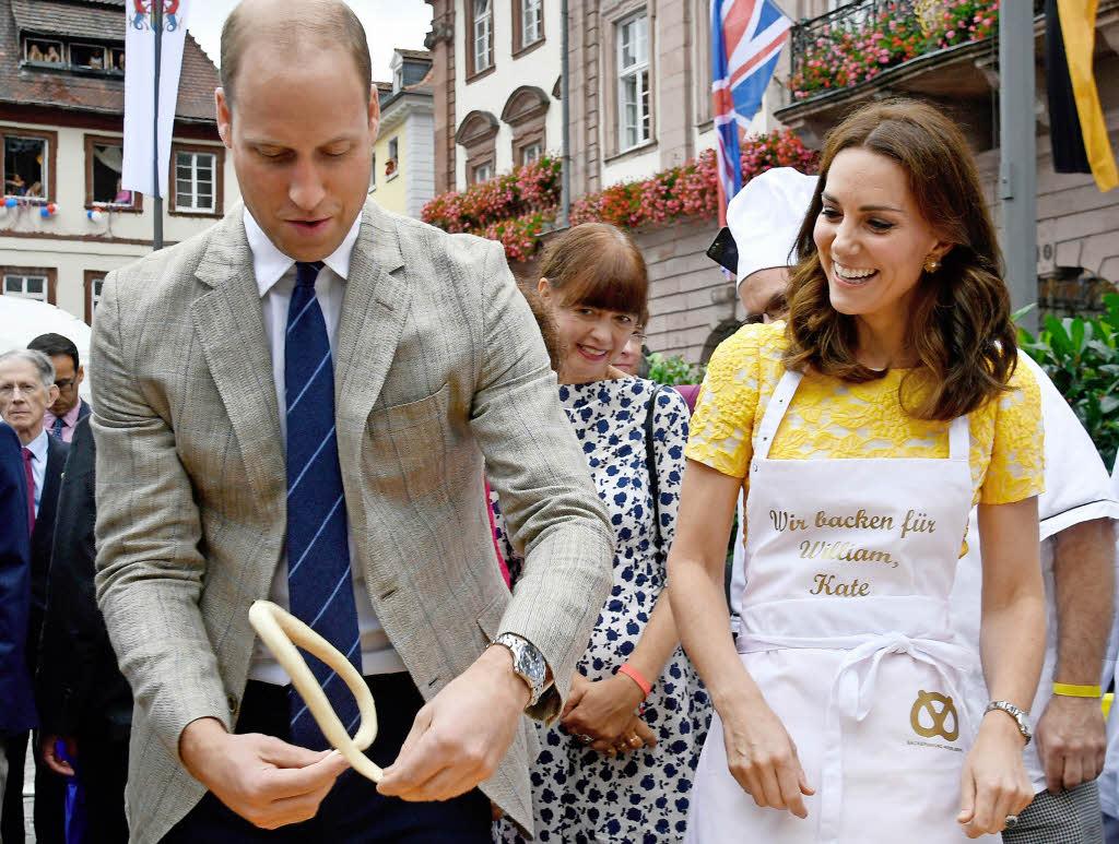 William und Kate besuchen Kinderkonzert in der Elbphilharmonie