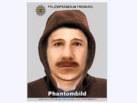 Polizei sucht Tankstellenräuber im Kreis Lörrach