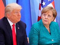 Was sagt Trumps Mann in Deutschland zu Merkel?