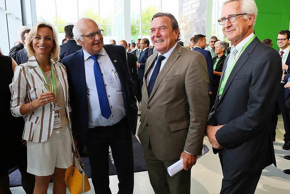 Gäste beim Forum (Foto: Christoph Breithaupt)
