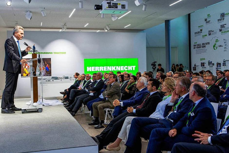 Günther Oettinger (Foto: Herrenknecht AG )
