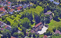 Im Ebneter Schlosspark sollen 25 Ferienwohnungen und ein Restaurant entstehen
