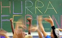 RHEINFÄLLE: Was so alles Schule macht