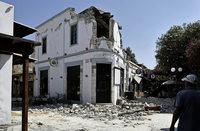 Zwei Tote und 120 Verletzte bei Erdbeben auf Kos