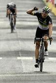 Niklas Arndt verpasst den großen Coup und wird Zweiter
