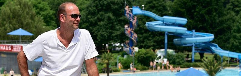 Deutschland gehen die Bademeister aus - ein Besuch im Strandbad