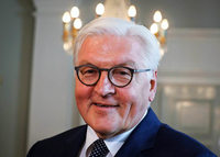 Frank-Walter Steinmeier ist noch nicht im Amt angekommen