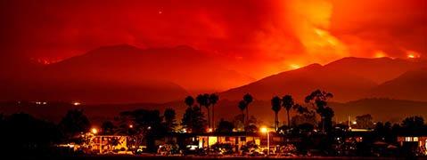 Große Waldbrände sind auch in Südbaden möglich