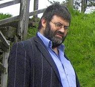 Kevin Bowyer in St. Blasien