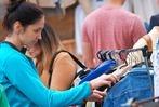 Fotos: Second-Hand-Shopping auf dem Frollein Flohmarkt der BZ