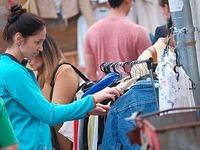 Fotos: Der neunte Frollein Flohmarkt der BZ in Freiburg