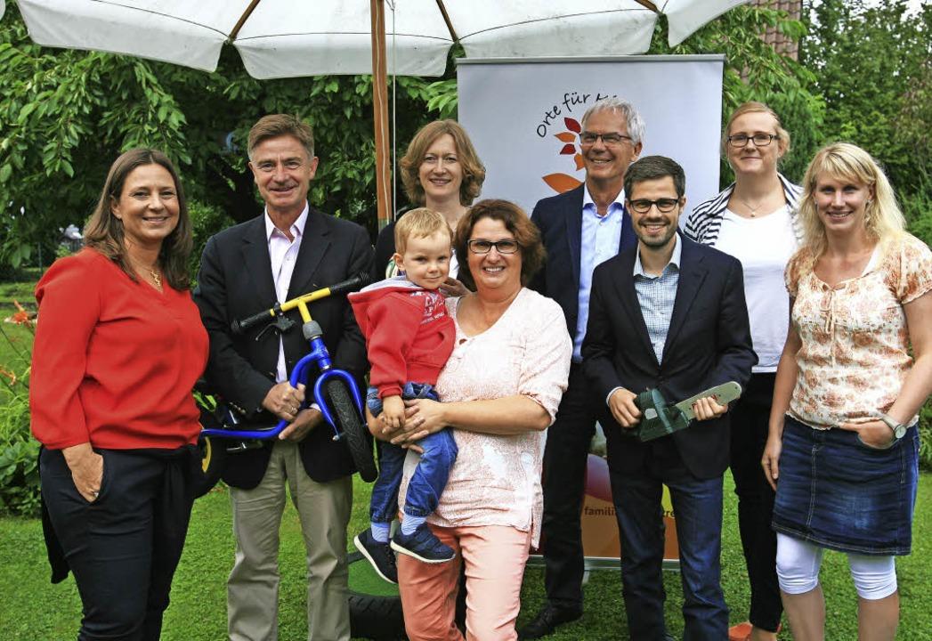 Sie wollen die Kindertagespflege stärk...r, Jessica Gräber und Isabel Wichmann.  | Foto: Wolf-Wilhelm Adam