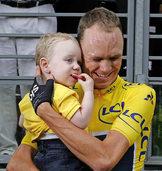 Froome triumphiert zum vierten Mal bei der Tour de France