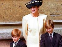 Prinzen bedauern hastiges letztes Gespräch mit Diana