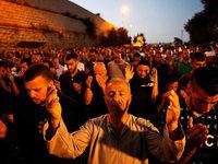 Metalldetektoren erhitzen in Jerusalem weiter die Gemüter