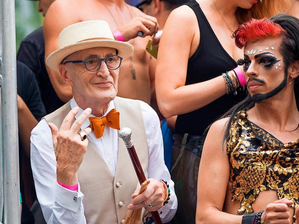 Christopher Street Day 2017 in Berlin