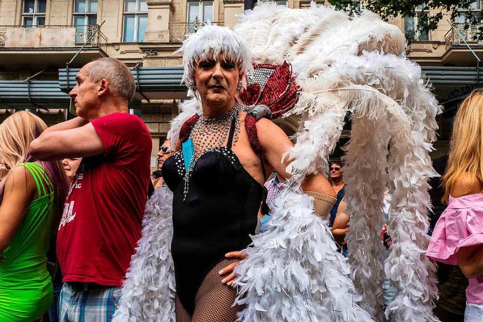 Christopher Street Day 2017 in Berlin (Foto: AFP)