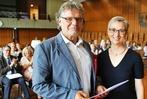 Fotos: Abschied von Michael Weber als Schulleiter der Bärenfelsschule Grenzach