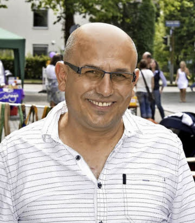 Ismail Demirak war der Straßenfest-Initiator.   | Foto: Michael Bamberger