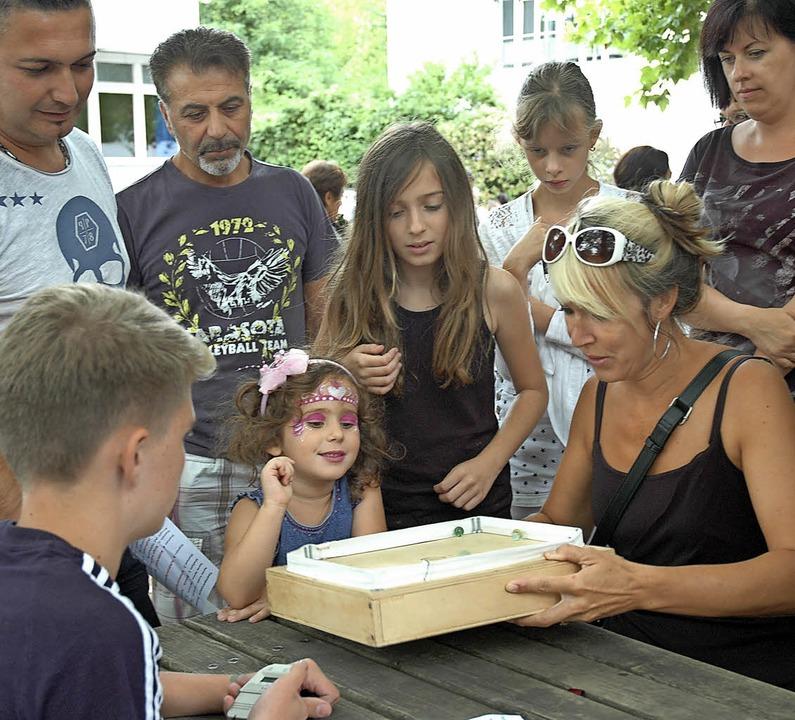 <ppp>absolvieren, dann ist wieder Miteinanderfest in Friedlingen. </ppp>  | Foto: Ounas
