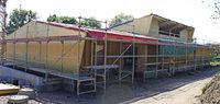 Bürgerhaus nimmt Form an